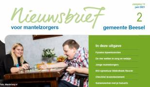 Nieuwsbrief Mantelzorg Beesel 02 -2021