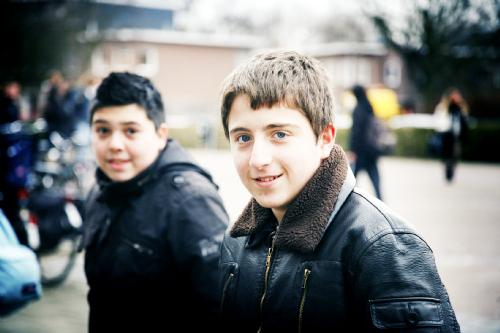 2 jongeren