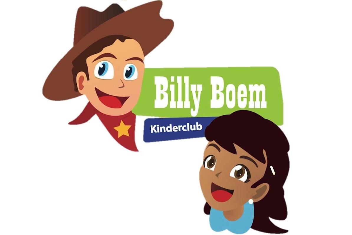 Logo Kinderclub Billy Boem