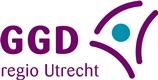 Het logo van GGD regio Utrecht