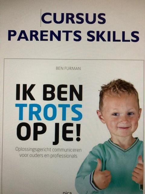 foto bij cursus parent skills