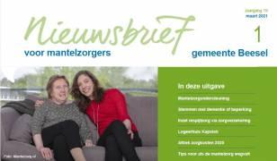 Nieuwsbrief Mantelzorg Beesel 01 -2021