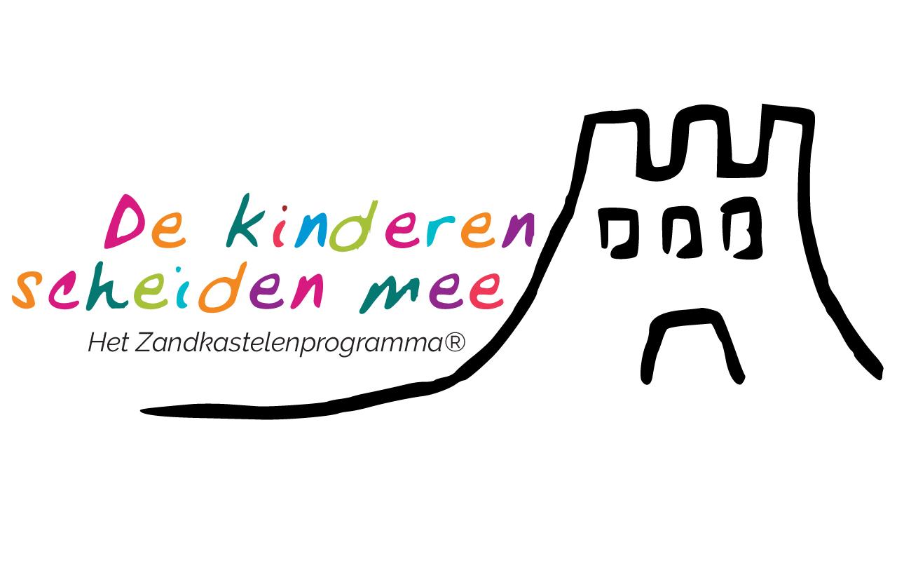 Logo: De Kinderen Scheiden Mee