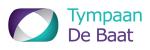 Logo Tympaan-De Baat