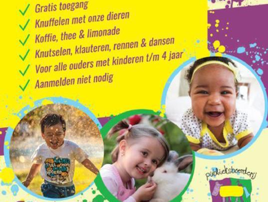 Peuterinloop Proosdij