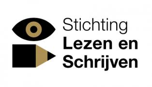 logo van de stichting lezen en schrijven