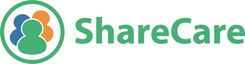 Klik op de afbeelding om u aan te melden voor ShareCare