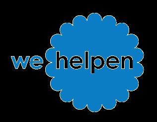 WeHelpen logo
