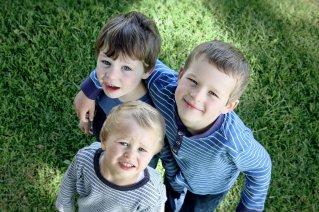 Afbeelding van drie kinderen