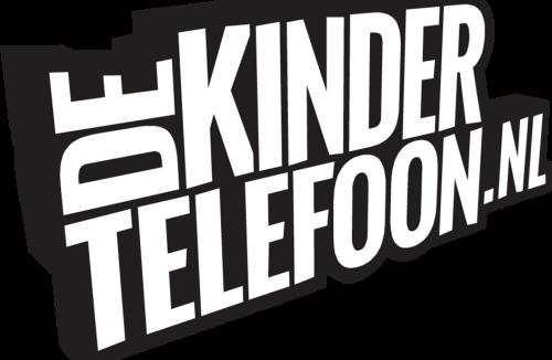 Logo van de kindertelefoon
