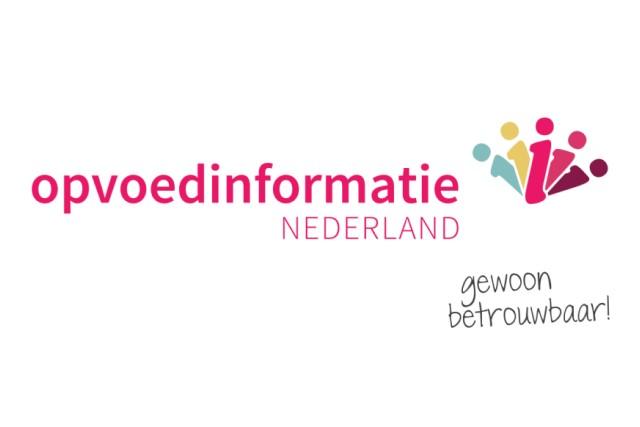 Logo van Opvoedinformatie Nederland