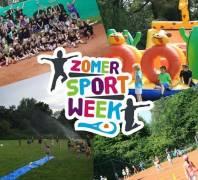Zomersportweek 24 t/m 28 augustus voor Baarnse jeugd