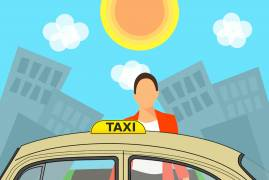 afbeelding taxi