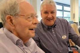 'Vrijwilligerswerk kun je op je eigen manier invullen'